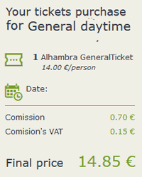 Alhambra Tickets - 6 Methods How to Buy Entrance Ahead of Time