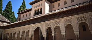 nazrid palaces of the alhambra