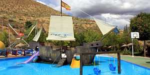 water attractions and granada water parks