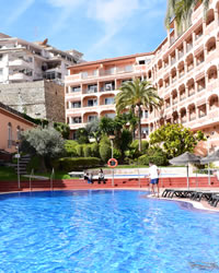 hotels in almuñecar