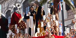 celebrations of easter and holy week in granada
