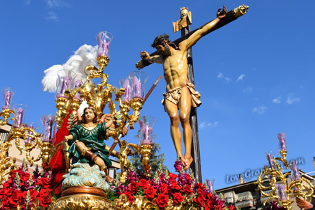 holy tusesday in granada