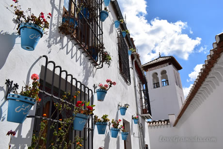 beauty places in granada spain