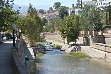 river genil in granada