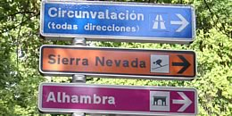 how to reach granada from other cities