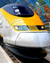 granada paris eurostar train