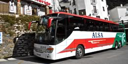 Granada Buses - Timetables, Bus Stops, Maps and Tickets