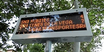 granada buses wating time