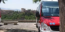 buses to alhambra