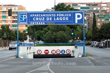 free car parking in granada spain